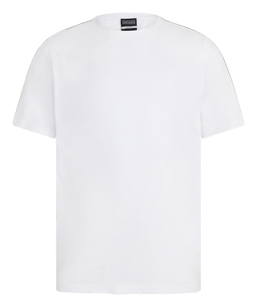 ANTIOCH WHITE TAPING T-SHIRT
