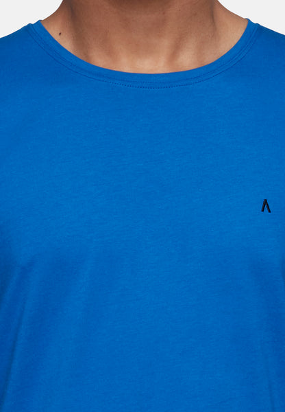 ANTIOCH BLUE EMROIDERY T-SHIRT