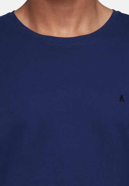 ANTIOCH NAVY EMBROIDERY T-SHIRT