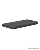 iPhone Leder Books (Schwarz)