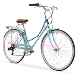 Firmstrong Mila Seven Speed Lady's Hybrid Comfort Bike