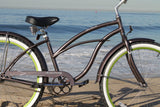 "Firmstrong Urban Boutique Single Speed - Women's 26"" Beach Cruiser Bike"