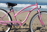 "Firmstrong Urban Lady Single Speed - Women's 26"" Beach Cruiser Bike"