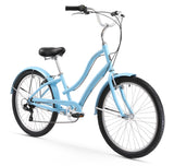"Firmstrong CA-520 7 Speed - Women's 26"" Cruiser Bicycle"