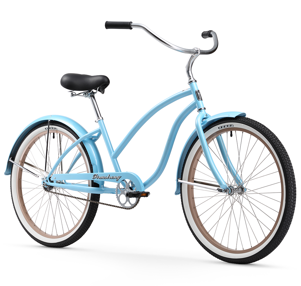Firmstrong Chief Lady Single Speed Women S 26 Quot Beach