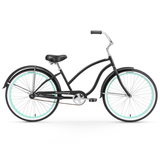 "Firmstrong Chief Lady Single Speed - Women's 26"" Beach Cruiser Bike"