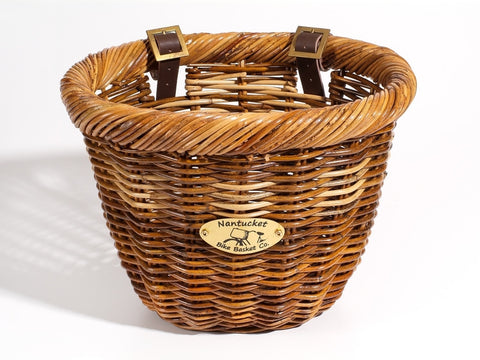 Nantucket Cisco Collection Wicker Baskets - Adult Size