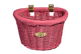 D-Shape Pink Basket