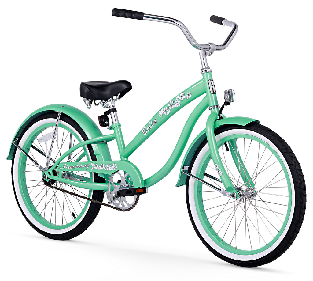 Firmstrong Bella Classic Girl 20 Beach Cruiser Bicycle