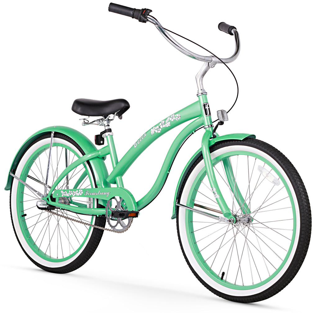 Firmstrong bella classic 3 speed women 39 s 24 beach for Classic 3