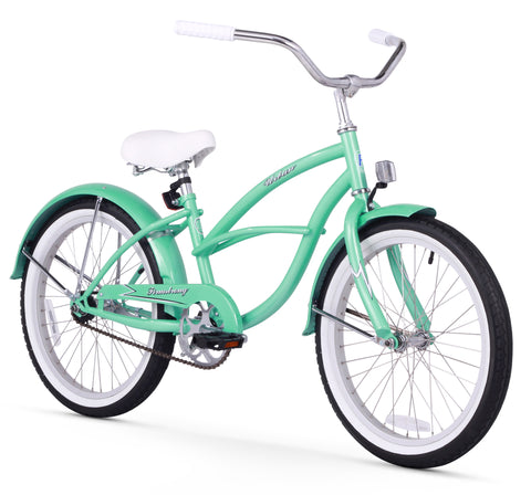 "Firmstrong Urban Girl 20"" Beach Cruiser Bicycle"