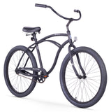 "Firmstrong Urban Man Aluminum Single Speed - Men's 26"" Beach Cruiser Bike"