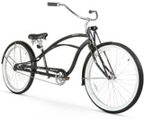 "Firmstrong Urban Deluxe Single Speed- Men's 26"" Stretch Cruiser"