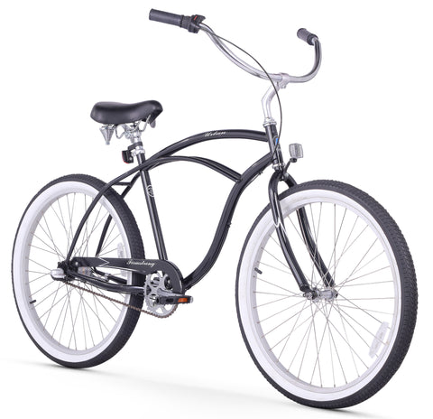"Firmstrong Urban Man 3 Speed - Men's 26"" Beach Cruiser Bike"
