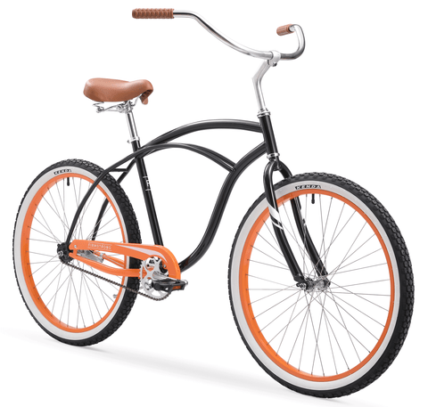 Firmstrong Urban Man Special Edition 26 Single Speed Beach Cruiser Bicycle