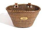 Oval Stained Basket