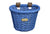 D-Shape Royal Blue Basket