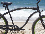"Firmstrong Bruiser 3 Speed - Men's 26"" Beach Cruiser Bike"