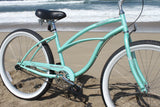 "Firmstrong Urban Lady 3 Speed - Women's 26"" Beach Cruiser Bike"