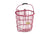 Rear Wire Pannier Pink Basket