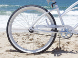 "Firmstrong Urban Lady Aluminum - Women's 26"" Beach Cruiser Bike"