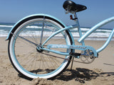 "Firmstrong Bella Classic Girl 20"" Beach Cruiser Bicycle"