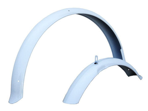 "24"" Firmstrong Fender Set - Front and Rear Fenders"
