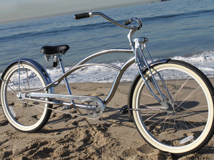 Firmstrong Urban Deluxe Single Speed Men S 26 Stretch Cruiser