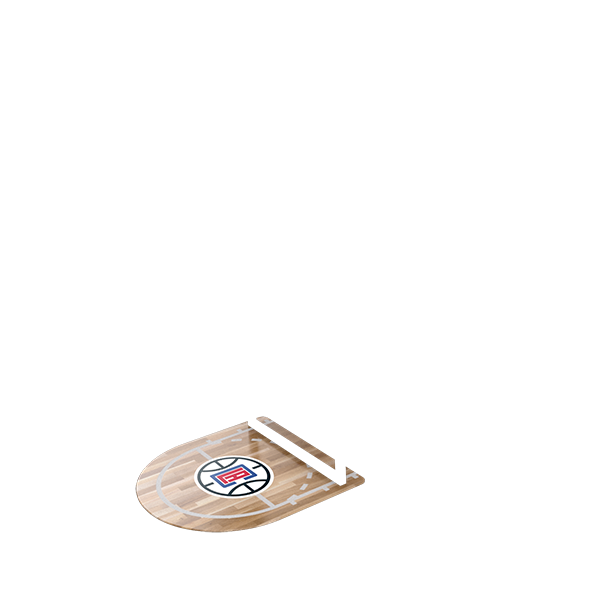 Los Angeles Clippers Mat