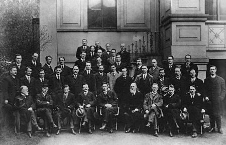 Members of the First Irish Dáil (Parliament) 10/4/1919