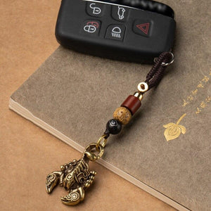 Stylish Scorpion Keychain Unisex