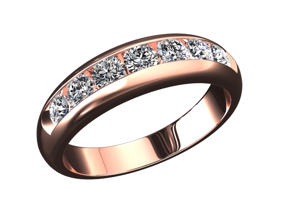 engagement diamond set pave ring setting sophia carats