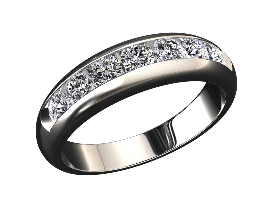 this ring millgrain channel diamondideals com with engagement set bands