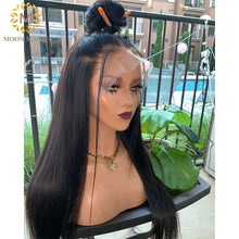 Load image into Gallery viewer, Full Lace Human Hair Wigs For Black Women