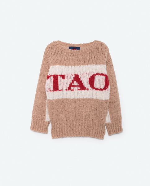 The Animals Observatory Bull Sweater Tricot with TAO
