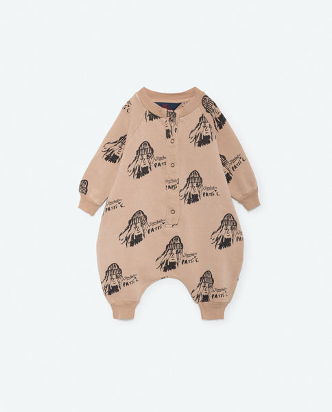 The Animals Observatory Sheep Baby Suit | Cream [LAST ONE]