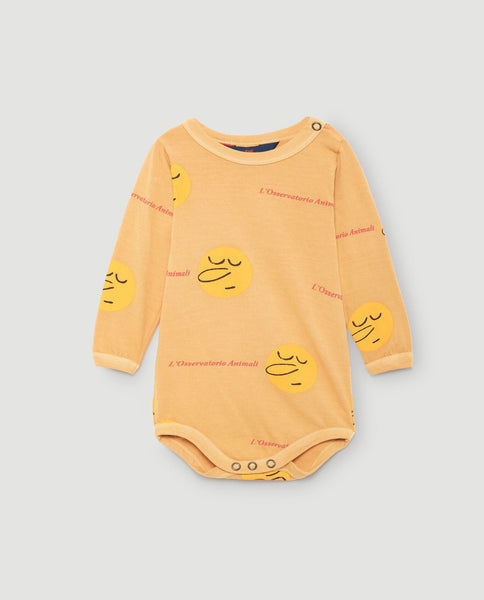 The Animals Observatory FW 17 Babies Body- Yellow Face