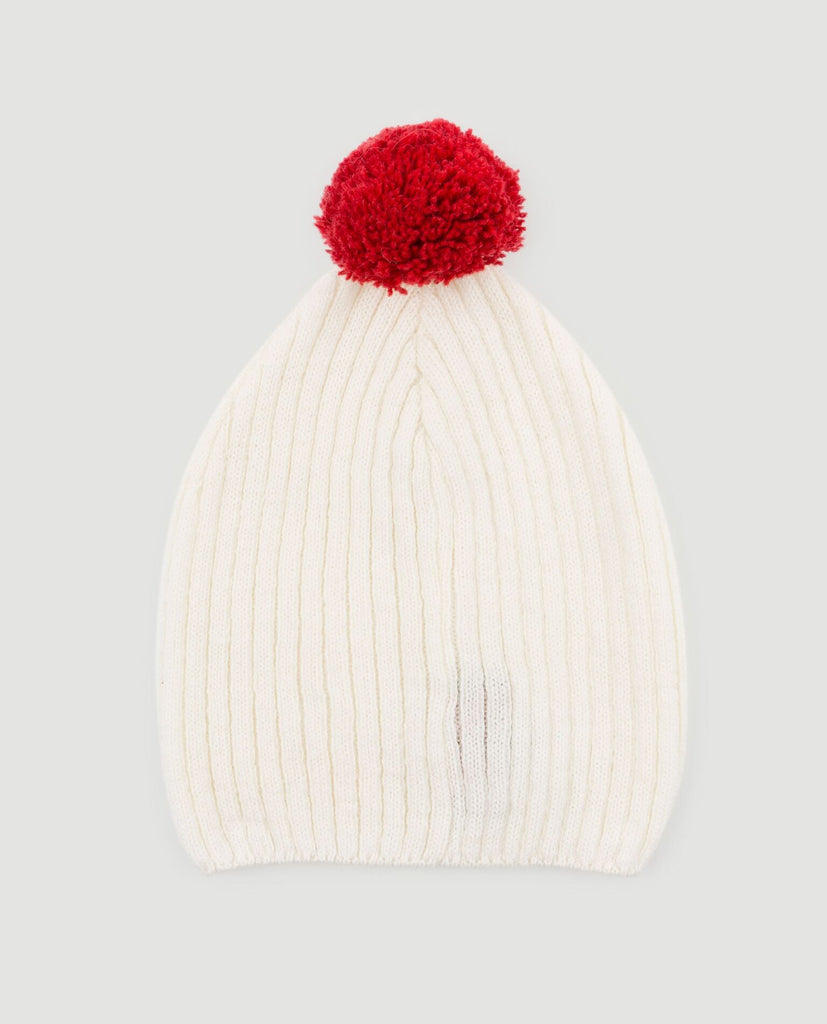 8a3686fafb0 The Animals Observatory FW 17 Pony Kids Hat-Raw White – Little Trender  Boutique