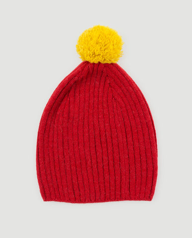 The Animals Observatory FW 17 Pony Kids Hat- Red 3fb099ea5a37