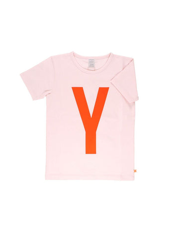 "Tiny Cottons ""Y"" SS Tee"