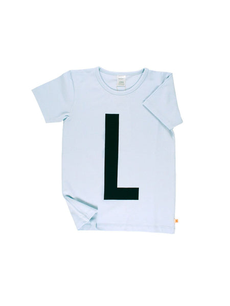 "Tiny Cottons ""L"" SS Tee"