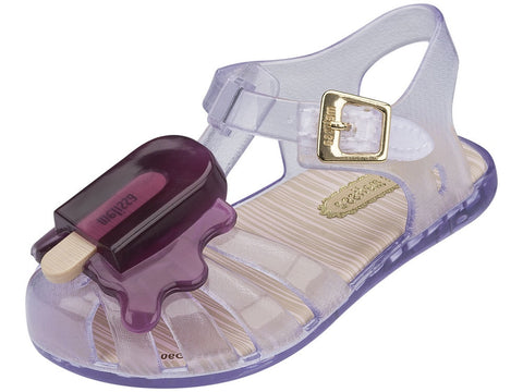Mini Melissa Aranha Viii Bb Transparent
