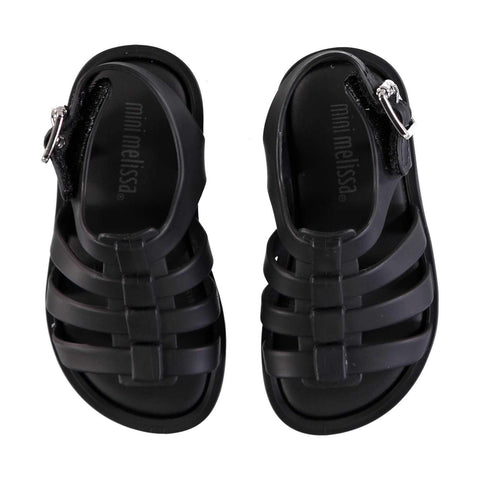 Mini Melissa Flox BB in Black
