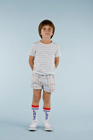 Tiny Cottons Love High Socks | Two Colors