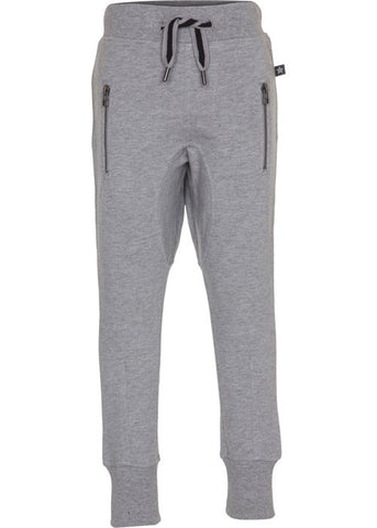 Molo Ashton Grey Melange Sweatpants