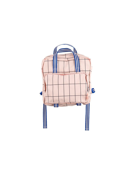 Tiny Cottons Grid Backpack