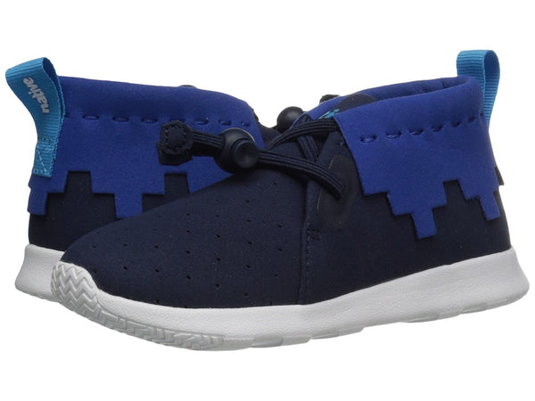 Native Apollo Mid Moc | Regatta Blue