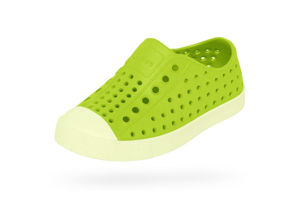 Native Jefferson Glow Child Chartreuse Green