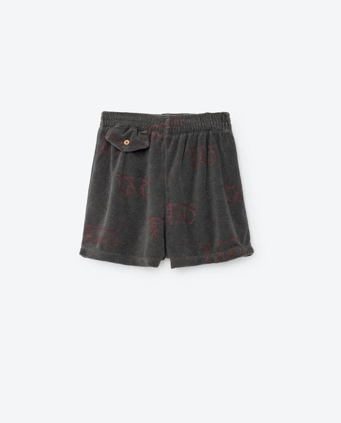 The Animals Observatory Poodle Shorts | Black