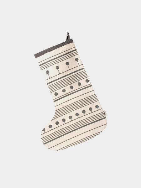 Ferm Living Winterland Stocking | Grey